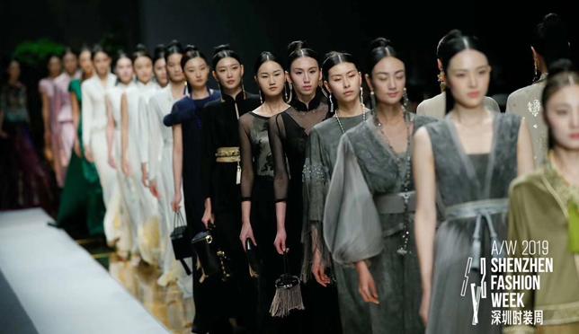深圳外模经纪公司_深圳极美时尚模特公司